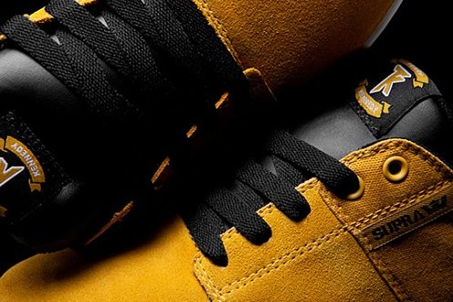 Supra - Black Yellow Pack