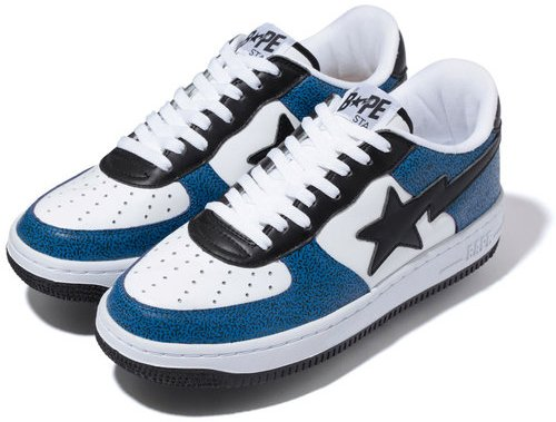 A Bathing Ape Cement Bapesta