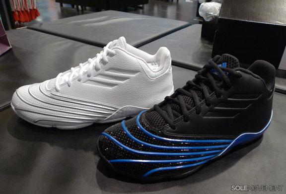 Adidas T Mac Shoes History
