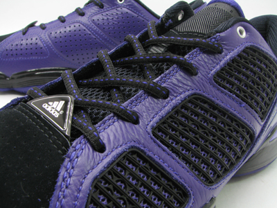 adidas adiZero Rose 1.5 Low Black Purple