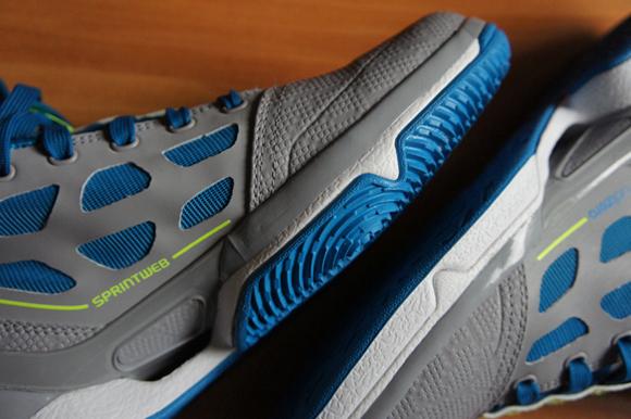 adidas adiZero Rose 2 Grey White Blue-Electricity