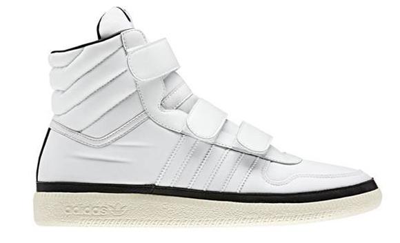adidas Originals 4-Bit White Black