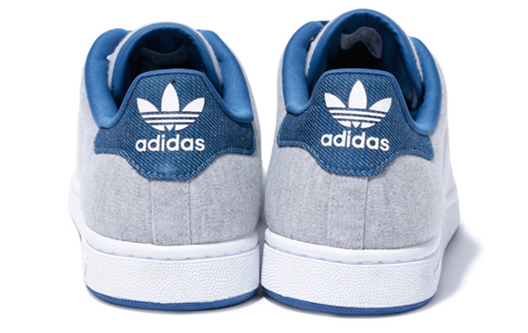 adidas Originals Stan Smith 2 Fleece Grey Blue
