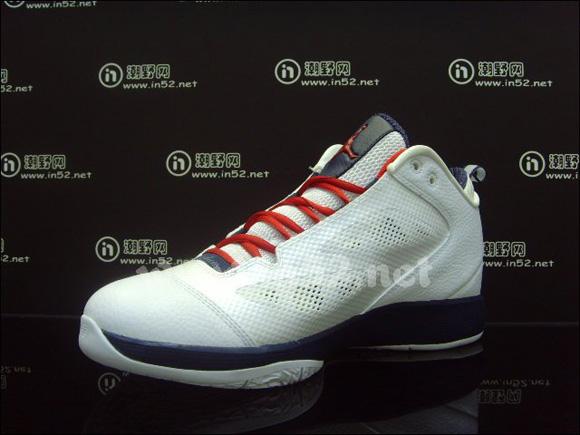 Air Jordan 2011 Quick Fuse White Midnight Navy-Varsity Red