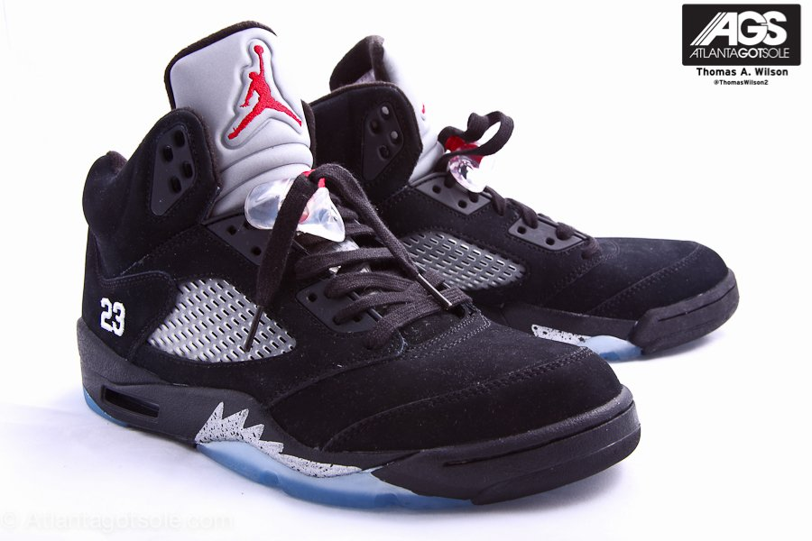 hot sale online 7d0f4 e929a air-jordan-v-5-retro-blackmetallic-silver-more-