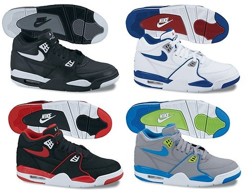 Nike Air Flight '89 - Spring 2012