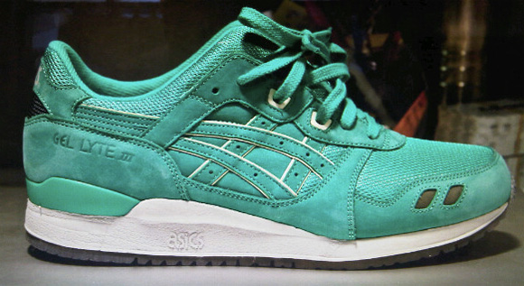 Asics Gel Lyte III x Ronnie Fieg New Color