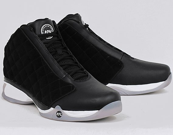Athletic Propulsion Labs Concours Black White