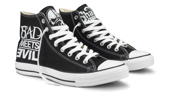 Bad Meets Evil Converse Chuck Taylor All Star