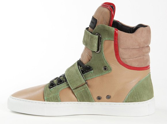 Big Boi x Android Homme Propulsion High General Patton