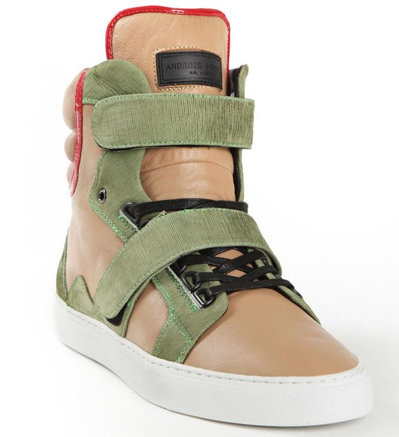 buy online 7cb9d 91f41 Big Boi x Android Homme Propulsion High General Patton