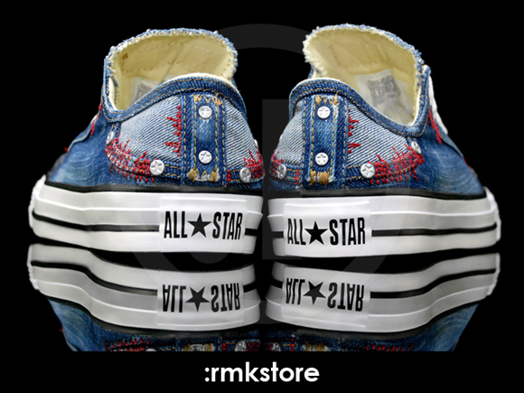 Converse Chuck Taylor All Star Ox Denim Pack