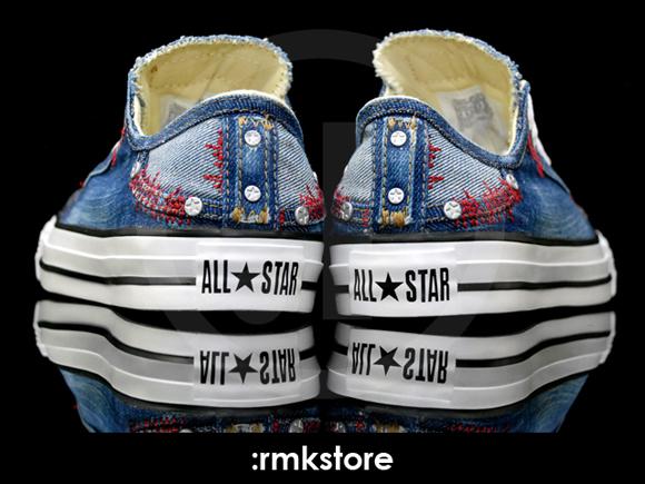 Converse Chuck Taylor All Star Ox Denim Pack