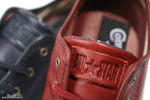 Converse Chuck Taylor All Star Premium Navy Red