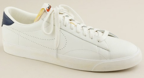 nike for j crew sneakers