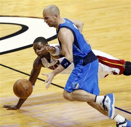 Jason Kidd Peak Kidd III 2011 NBA Championship