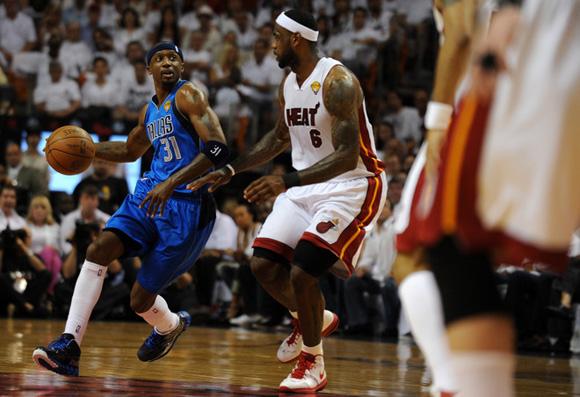 Jason Terry Reebok Zig Slash 2011 NBA Championship