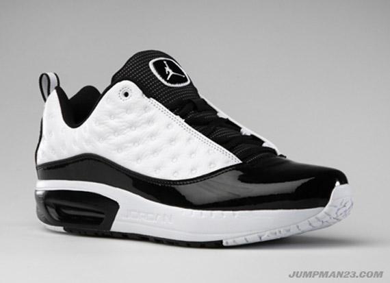 Jordan CMFT Max Air 13 Black Red shoes