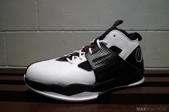 Jordan CP3 Advance White Black-Red