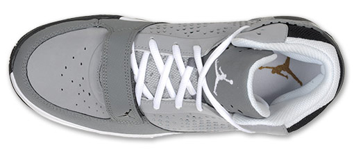 Jordan Phase 23 Hoops Stealth Graphite White Gold