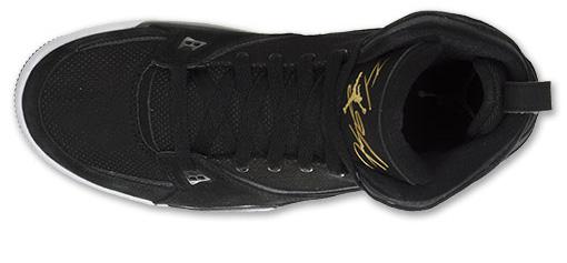 Jordan SC-2 Black City Grey Gold