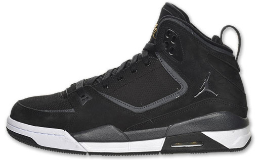 Jordan SC-2 Black City Grey Gold