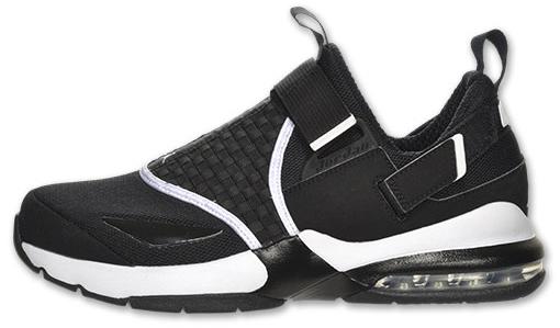 Jordan Trunner LX 11 Black White