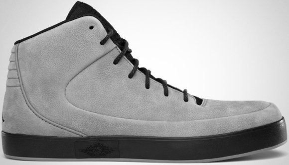 Jordan V.9 Grown Cool Grey + Black August 2011