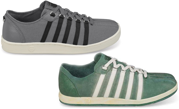 K-Swiss Vintage CA II + Limited Summer 2011 Releases