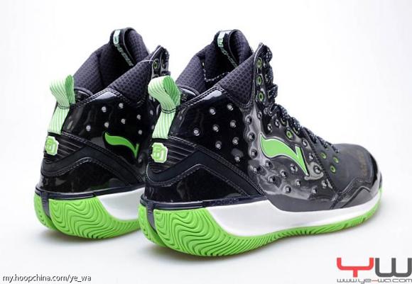 Li-Ning BD Doom Boston Celtics Buzzer Beater PE