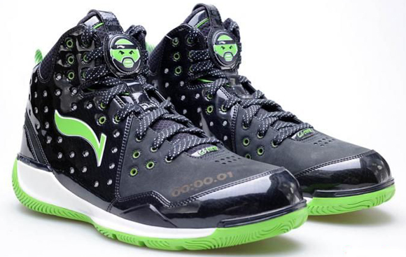 Li-Ning BD Doom Boston Celtics Buzzer Beater PE
