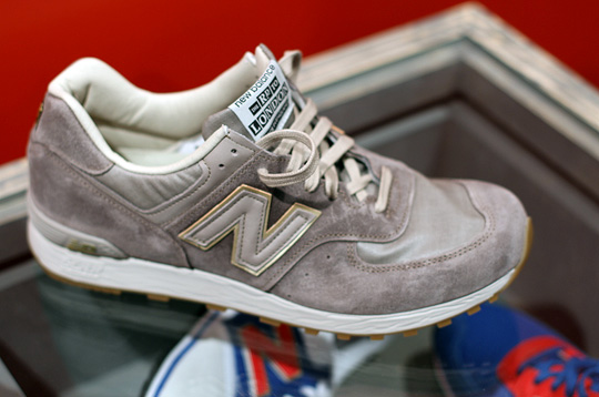 New Balance 574 The Road To London Pack