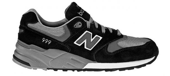 New Balance ML999 Black Grey Fall 2011