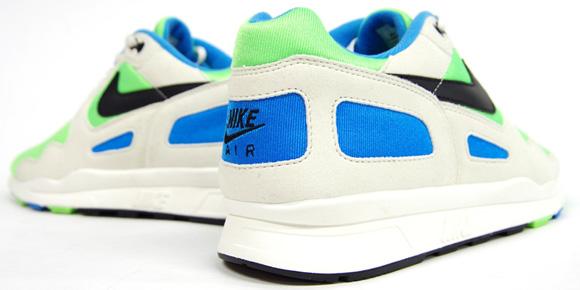 Nike Air Flow TZ Bright Cactus Blue Glow White-Black