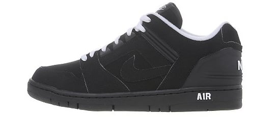 Nike Air Force 2 Low Black White  85e770294096