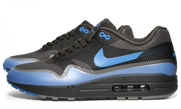 huge discount d8289 4f5de Nike Air Max 1 Hyperfuse - Black Varsity Royal - Available   SneakerFiles