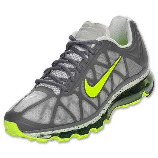 Nike Air Max 2011 Dark Grey/Volt/Pine Green/Neutral Grey