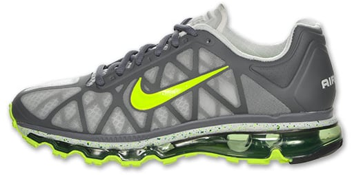 Nike Air Max 2011 Dark Grey Volt Pine Green Neutral Grey