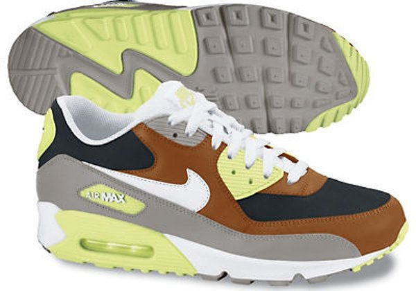 Air Max 90 - Spring 2012 - New Images