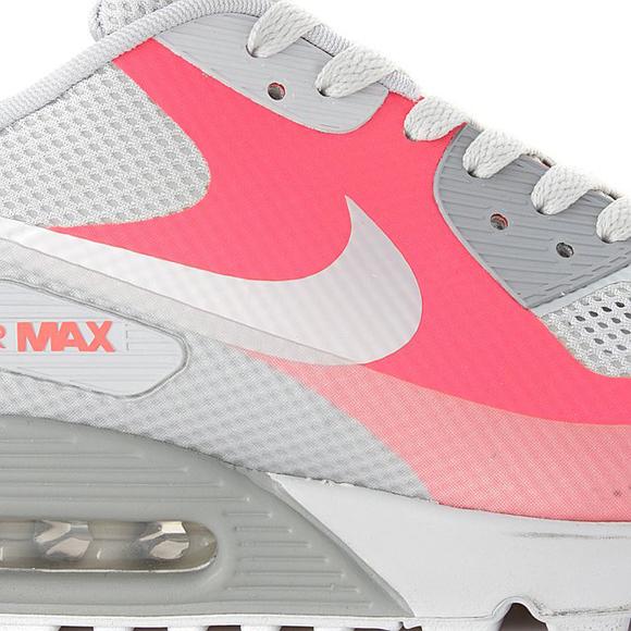 air max 90 pink and grey