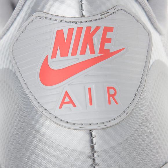 Nike Air Max 90 Premium Hyperfuse Grey Pink