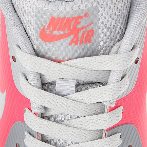 Nike Air Max 90 Premium Hyperfuse Grey Pink