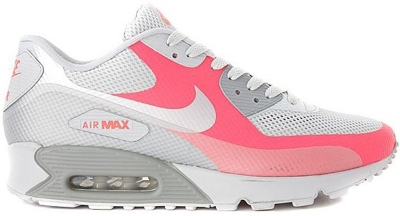 Nike Air Max 90 Grey And Pink