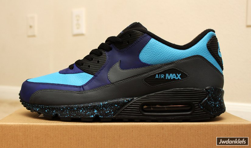 f269ac1916b Nike Air Max 90  Stash  Custom by Dank Customs