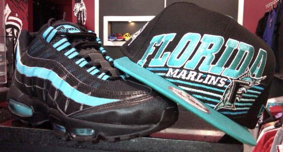 Nike Air Max 95 Florida Marlins