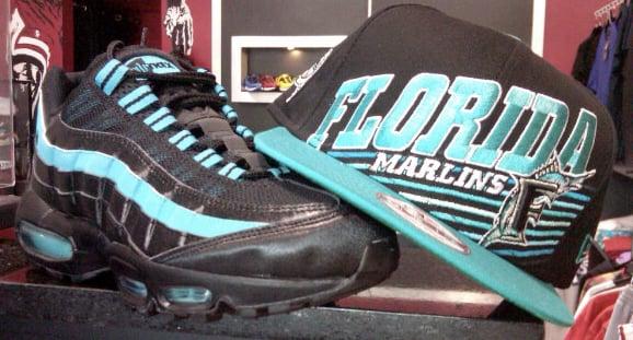 Nike Air Max 95 Florida Marlins