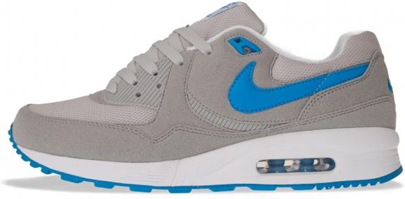 Nike Air Max Light Neutral Grey Blue Glow