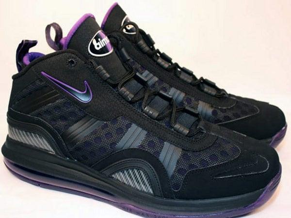 Nike Air Max 2011 Literie Violet Noir