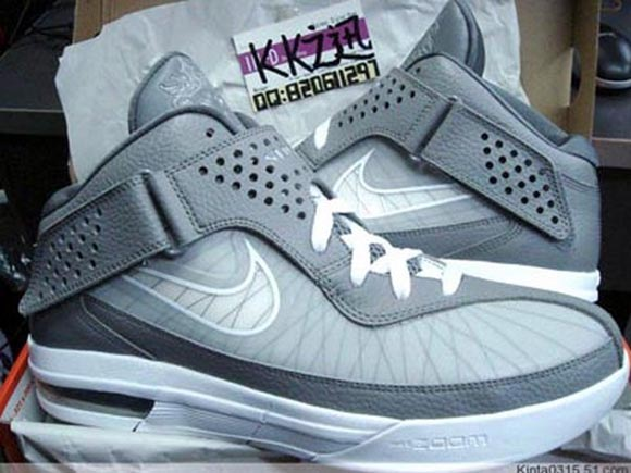 new products aa7cf a6ef7 ... netherlands nike lebron 5 grey. nike lebron 5 grey nike air max soldier  v abc61