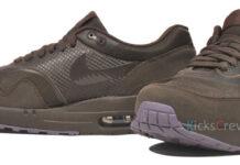 Nike Air Maxim 1+ Velvet Brown